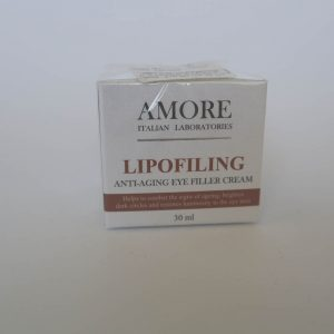 Крем для зони навкруг очей AMORE Lipofiling Anti-Aging Eye Filler Cream