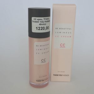 CC крем Thank you Frarmer Be Beautiful Luminous CC Cream. 40 ml